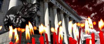 Съединяването на гражданския и съдийския протест 11.12.2015 г