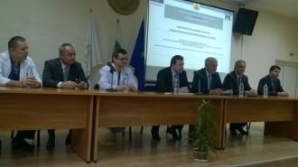 Д-р Ваньо Шарков: Успешно приключваме проектите за изграждане на мрежа от центрове за диагностика и лечение на злокачествени заболявания на територията на най-големите болници в страната