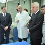 Полк. проф. Венцислав Мутафчийски: Във ВМА оперираме безкръвно