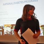 Сандра Ролих: Да не мислим за диабета като за заболяване с усложнения