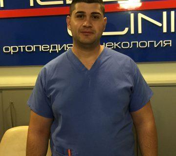 д-р Димитър Стаматов