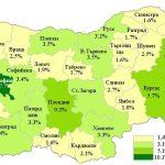 Смъртност в България