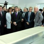 Нов скенер във ВМА, която чества 125 години от създаването си