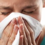 Удря ни вирус с кръв от носа