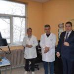 Болницата в Горна Оряховица с модерен гастроентерологичен кабинет
