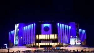 НДК светва в синьо по повод Световния ден на пулмоналната хипертония