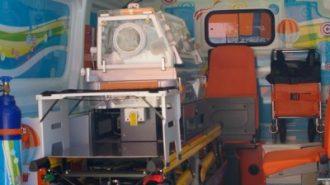 """Първата специализирана линейка за новородени и деца в България ще бъде дарена на """"Пирогов"""""""