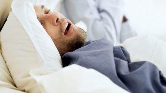 Леката до умерена сънна апнея повишава риска за поява на хипертония и диабет