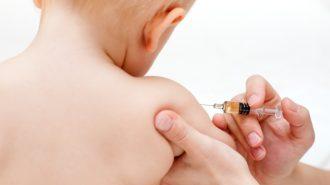 Съставиха актове на родители на неимунизирани срещу морбили деца
