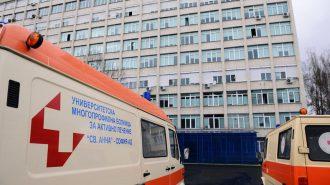 Около 70% от обажданията за спешна помощ в София не били спешни