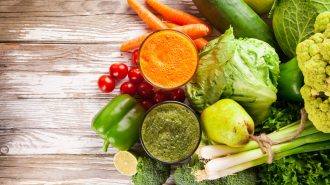 Правилното хранене съхранява доброто здраве до старини