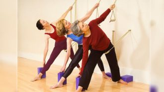 Анна Данилова: Йога помага и на хора с множествена склероза
