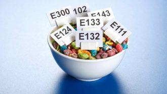 Имам право да знам позволените добавки в храните