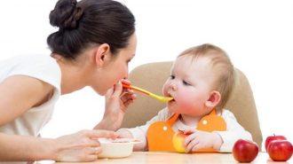 Навикът здравословно хранене от най-ранна възраст