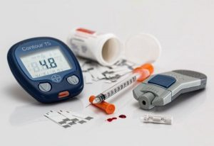 1100 тест ленти за диабетиците до 19-годишна възраст