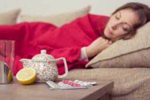 Пролетните вируси рядко протичат с усложнения