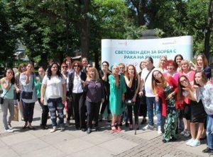 775 жени годишно се диагностицират с рак на яйчника в България