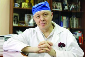 Акад. Игор Решетов: Мобилните телефони повишават риска от рак