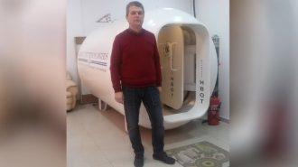 Проф. Христо Бозов, д.м.: Процедури в барокамера възстановяват след инсулт