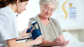 Високото кръвно в напреднала възраст може да бъде от полза