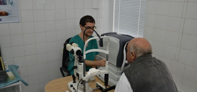 Медицински център предлага безплатни прегледи на очните дъна