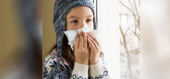Антибиотиците са безполезни при хрема, причинена от вирус