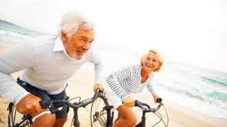 Спортът намалява риска от инфаркт и инсулт след 60 години