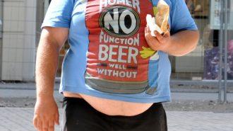 За затлъстяването най-силно влияе начинът на живот, а не генът