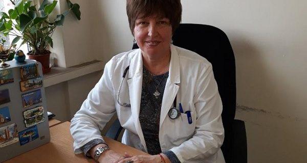 Д-р Виолетка Маринова